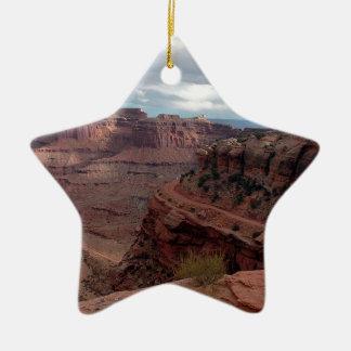 Canyonlands セラミックオーナメント
