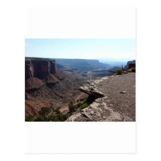 Canyonlands ポストカード