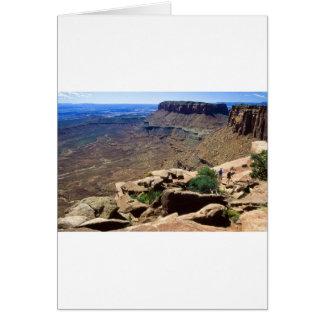 Canyonlands NPユタ カード