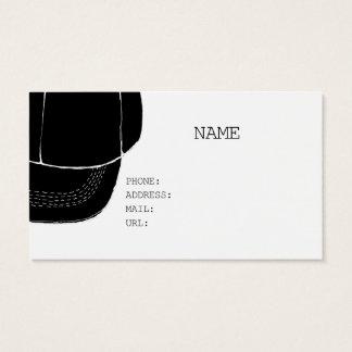 CAP BUSINESS CARD 名刺