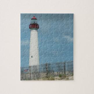Cape Mayの灯台パズル ジグソーパズル