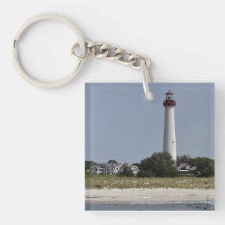 Cape Mayの灯台 キーホルダー