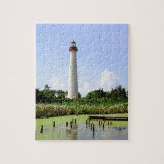Cape Mayの灯台 ジグソーパズル