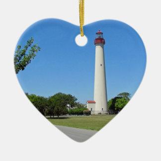 Cape Mayの灯台 セラミックオーナメント