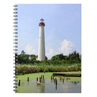 Cape Mayの灯台 ノートブック