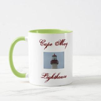 Cape Mayの灯台 マグカップ