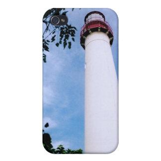 Cape Mayの灯台 iPhone 4/4S カバー