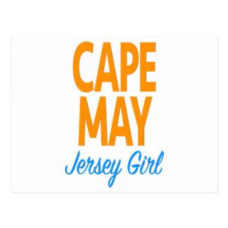 Cape Mayのjersey girl.jpg ポストカード