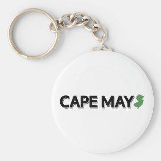 Cape May、ニュージャージー キーホルダー