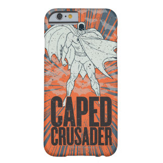 Capedのクルセーダーのグラフィック Barely There iPhone 6 ケース