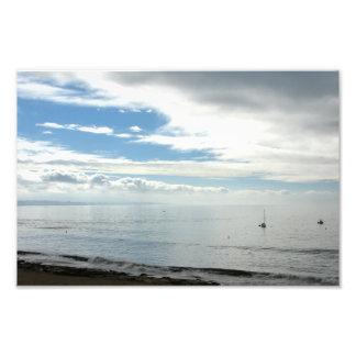 Capitolaのビーチ フォトプリント
