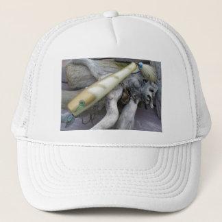 Cap'nビルの金ゴールドの泳ぐ人のヴィンテージの魅惑の帽子 キャップ