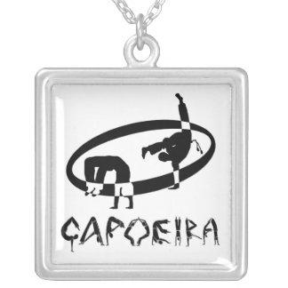 capoeiraのネックレス シルバープレートネックレス
