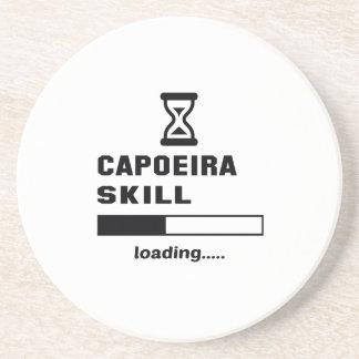 Capoeiraの技術のローディング...... コースター