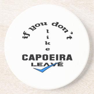 Capoeiraの許可を好まなければ コースター