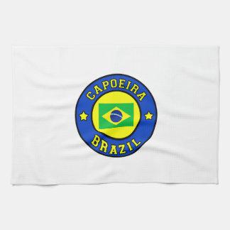Capoeira キッチンタオル