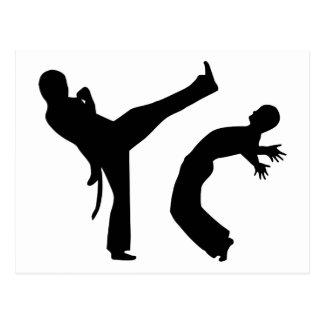 Capoeira ポストカード