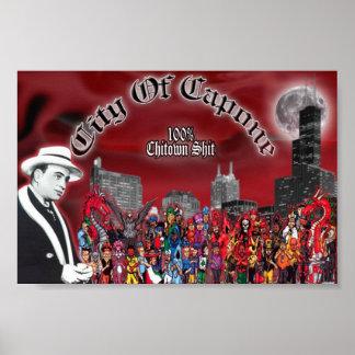 CAPONEの都市 ポスター