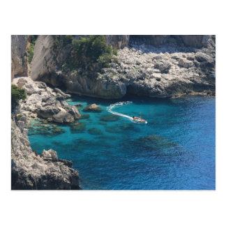 Capriの島 ポストカード