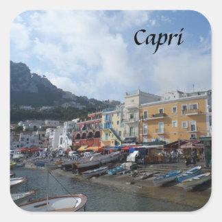Capri、イタリア スクエアシール