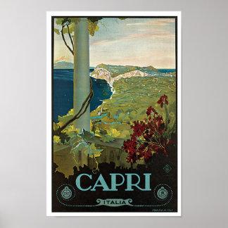 Capri ポスター