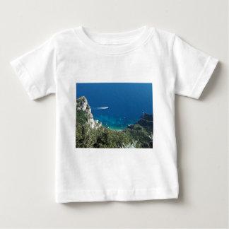 Capri Sea.JPG ベビーTシャツ