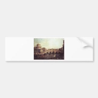 Capriccio: 想像の大運河、 バンパーステッカー