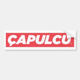Capulcuプロダクト2013年 バンパーステッカー