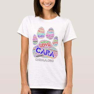 CARAの救助 Tシャツ