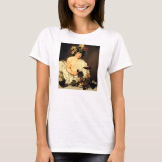 CaravaggioのバッカスのTシャツ Tシャツ