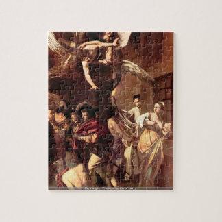 Caravaggio -慈悲のパズルの7つの仕事 ジグソーパズル