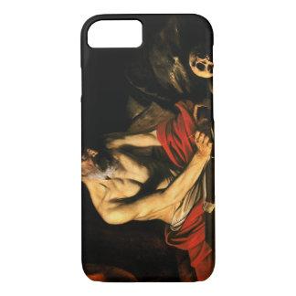 Caravaggio -聖者のジェロームの執筆 iPhone 8/7ケース