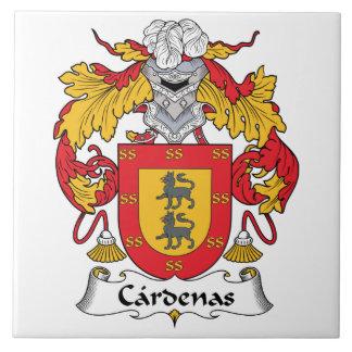 Cardenasの家紋 タイル