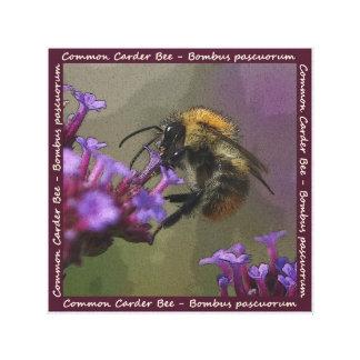 Carderの蜂のキャンバス キャンバスプリント