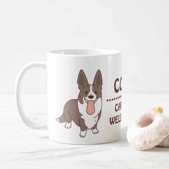 cardigan welsh corgi コーヒーマグカップ