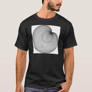 cardioide tシャツ