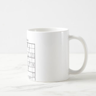 cardokuのダイヤモンド コーヒーマグカップ