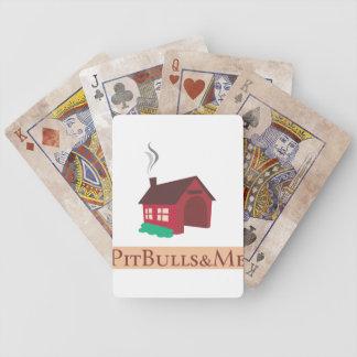 Cards~Distressedのスタイルを遊ぶこと バイスクルトランプ