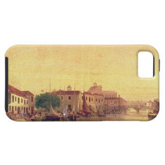 Careenage、ブリッジタウン、バルバドス、c.1848 iPhone SE/5/5s ケース