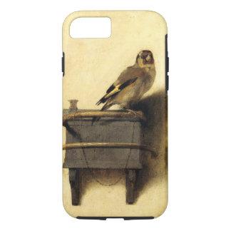 Carel Fabritius著Goldfinch iPhone 8/7ケース