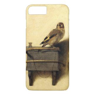 Carel Fabritius著Goldfinch iPhone 8 Plus/7 Plusケース