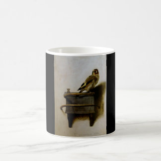 Carel Fabritius Goldfinch コーヒーマグカップ