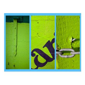 Carib_Colour_Postcard2 ポストカード