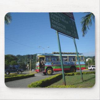 CARIBEAN 2007-ZIONのバス路線、Zionのバス路線 マウスパッド