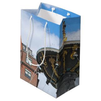 Caritas健康なコペンハーゲンデンマーク ミディアムペーパーバッグ