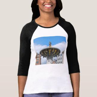 Caritas健康なコペンハーゲンデンマーク Tシャツ