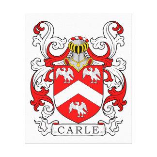 Carleの紋章付き外衣II キャンバスプリント