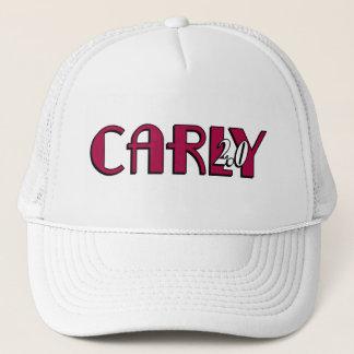 Carly 2.0の帽子 キャップ