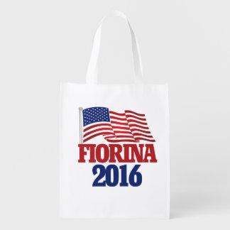 Carly Fiorina 2016の共和党員 エコバッグ
