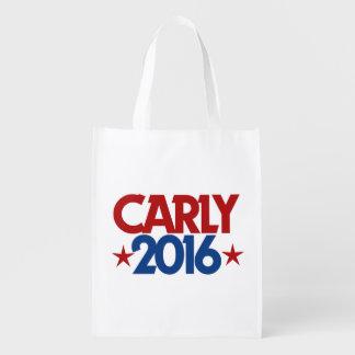 Carly Fiorina 2016年 エコバッグ